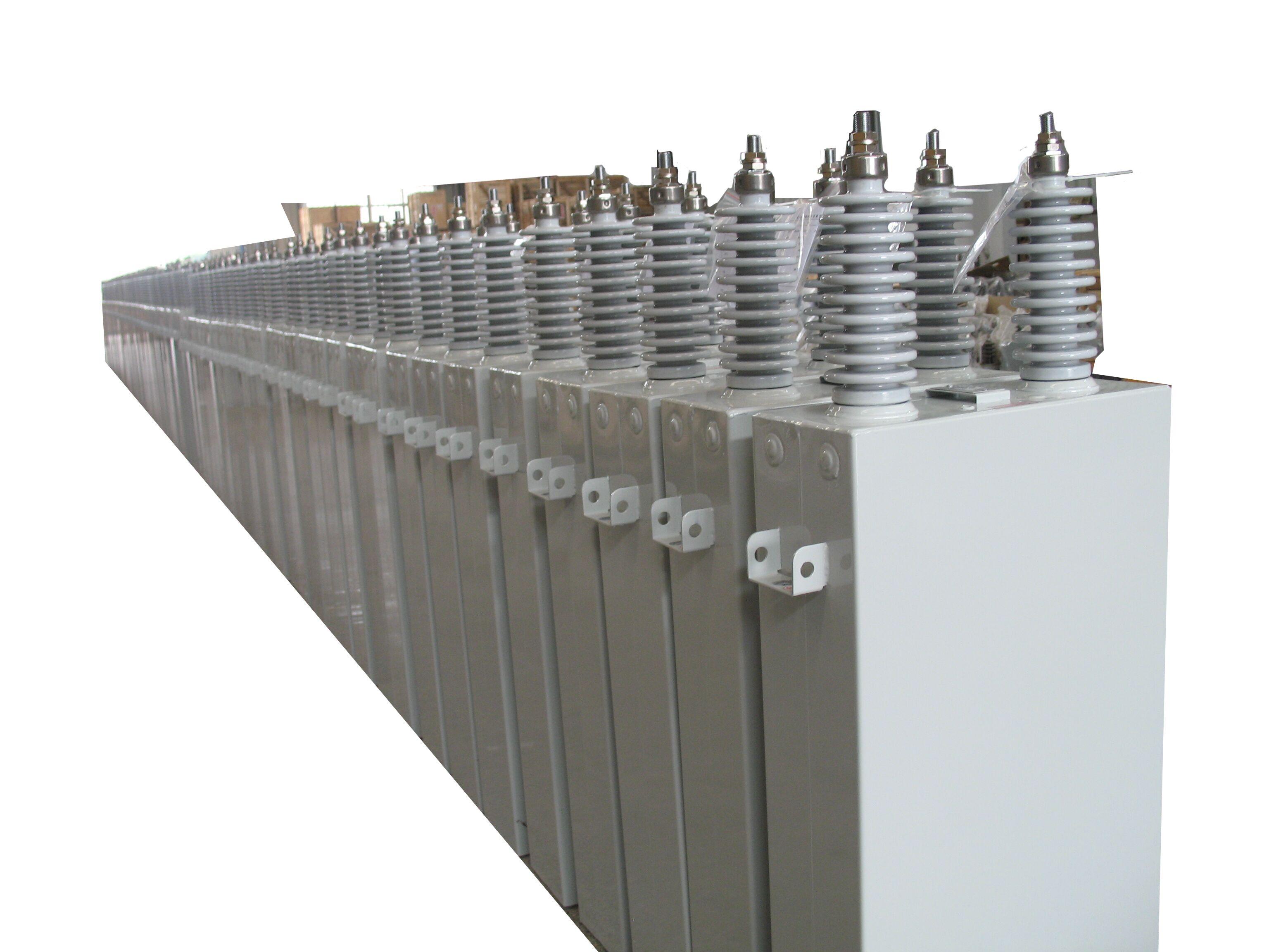 电容器三相之间采用星形